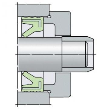 0.875 Inch | 22.225 Millimeter x 1.75 Inch | 44.45 Millimeter x 1.438 Inch | 36.525 Millimeter  timken RAS 7/8 Ball Bearing Housed Units-Fafnir® Pillow Block Units Eccentric Locking Collar