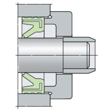 skf SAA 40 TXE-2LS Spherical plain bearings and rod ends with a male thread