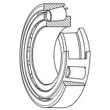 MS27646-41 Aerospace Bearings-Airframe Control