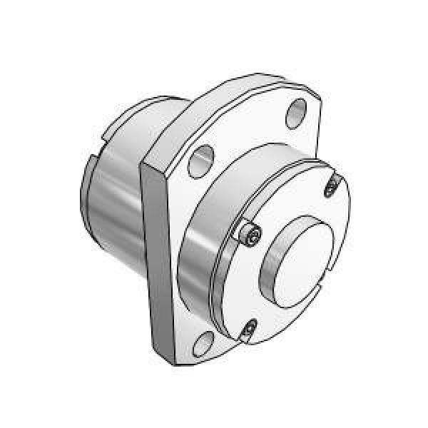 timken SCJ 17 Ball Bearing Housed Units-Fafnir® Four-Bolt Flanged Units Setscrew Locking #2 image